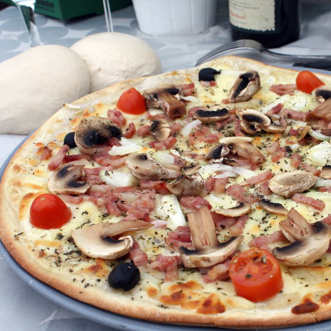 pizza forestiere pizzavroom
