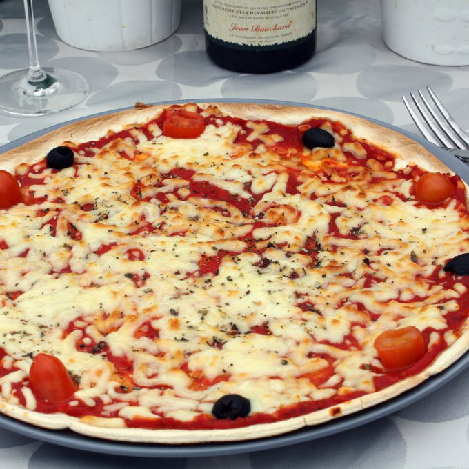 margherita pizzavroom