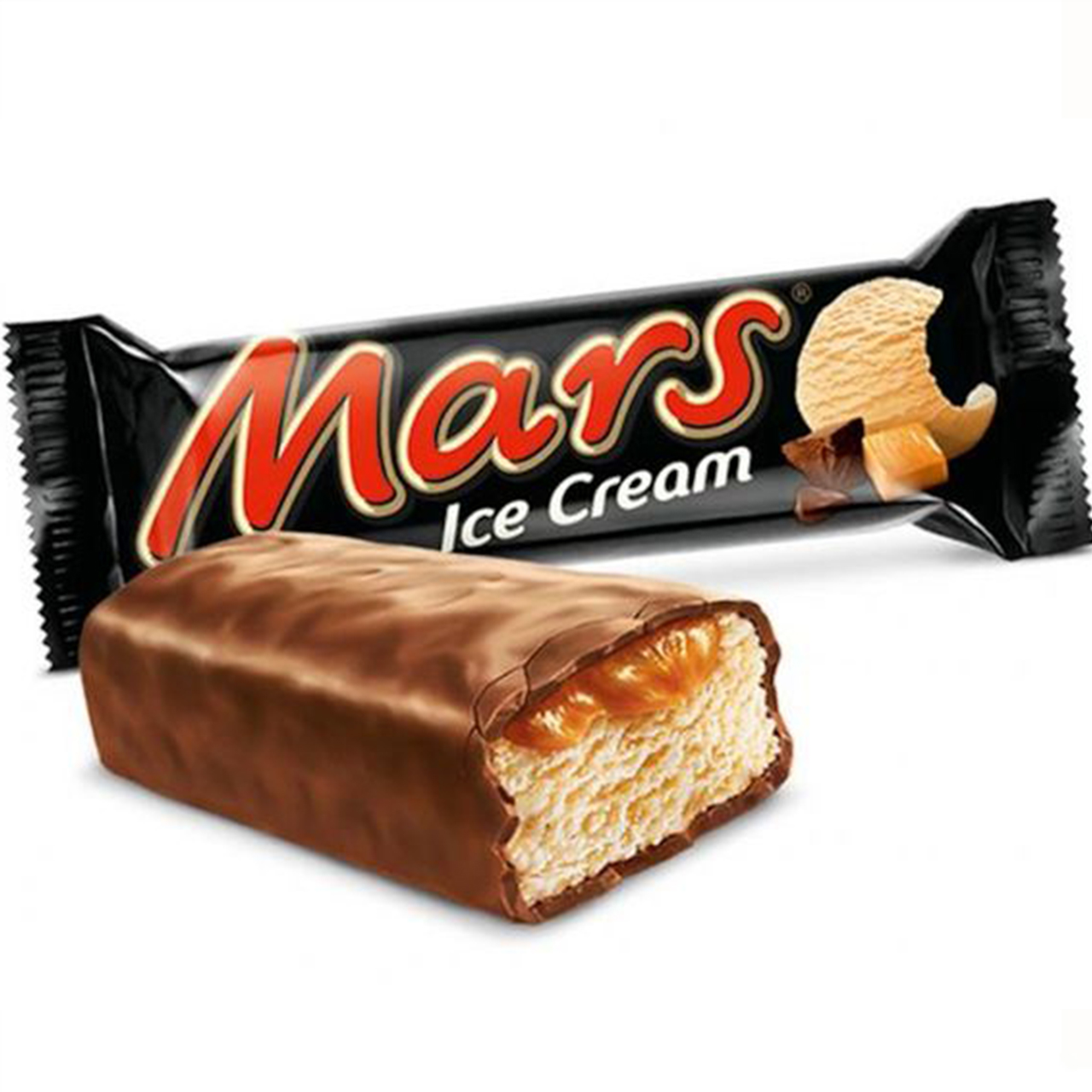 Glace Mars